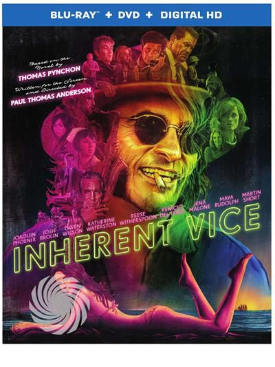 Blu- -Inherent Vice (2pc) (W/Dvd) / - Blu-Ray - thumb - MediaWorld.it