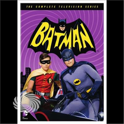 Batman: The Complete Television Ser - DVD - thumb - MediaWorld.it