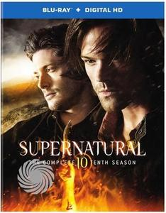Blu- -Supernatural: The Complete Te - Blu-Ray - thumb - MediaWorld.it
