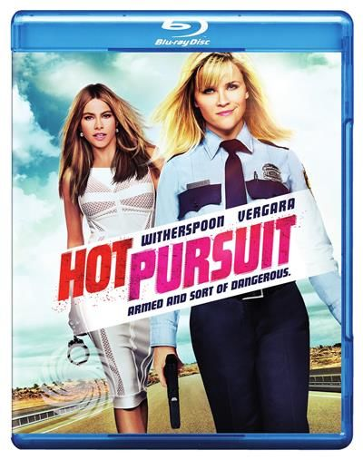 Blu- -Hot Pursuit (2pc) (W/Dvd) / ( - Blu-Ray - thumb - MediaWorld.it