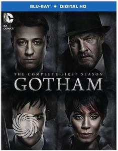 Blu- -Gotham: The Complete First Se - Blu-Ray - thumb - MediaWorld.it