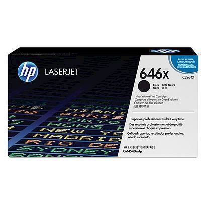 HP Toner 646X Nero - thumb - MediaWorld.it