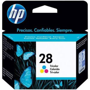 HP Ink 28 Color - thumb - MediaWorld.it