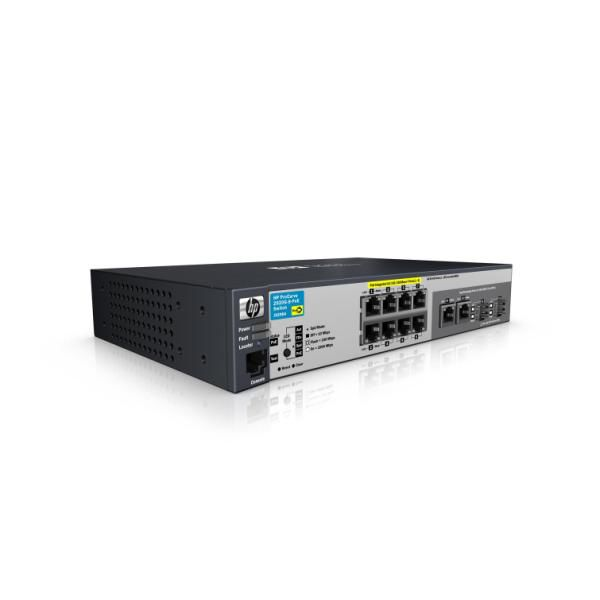 HEWLETT PACKARD ENTERPRISE 2530-8G-POE+ SWITCH - thumb - MediaWorld.it