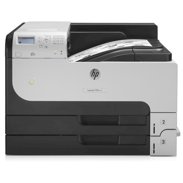 HP LASERJET ENTER700  M712DN - thumb - MediaWorld.it