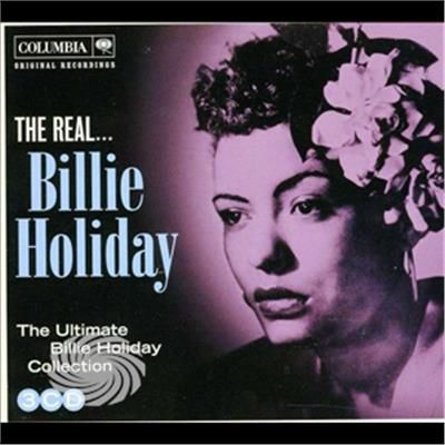 Holiday,Billie - Real Billie Holiday - CD - thumb - MediaWorld.it