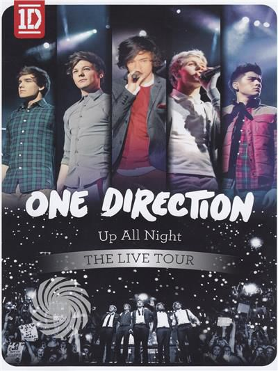 One Direction - Up all night - The live tour - DVD - thumb - MediaWorld.it