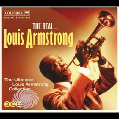 Armstrong,Louis - Real Louis Armstrong - CD - thumb - MediaWorld.it