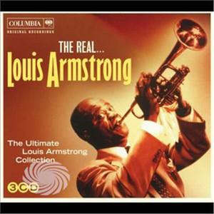 Armstrong,Louis - Real Louis Armstrong - CD - MediaWorld.it