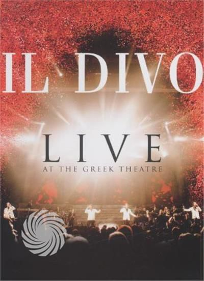 Il Divo - IL DIVO - LIVE AT THE GREEK - DVD - thumb - MediaWorld.it
