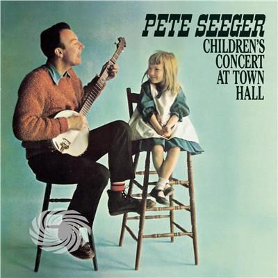 Seeger,Pete - Children's Concert At Town Hal - CD - thumb - MediaWorld.it