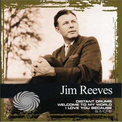 REEVES, JIM - COLLECTIONS - CD - thumb - MediaWorld.it