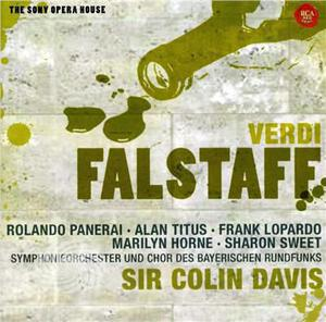 Davis,Colin - Verdi: Falstaff - CD - MediaWorld.it