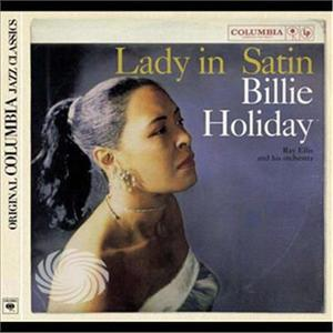 Holiday,Billie - Lady In Satin - CD - thumb - MediaWorld.it