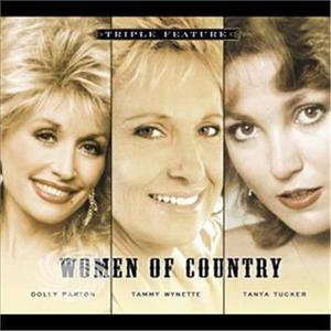 Women Of Country - Triple Feature - CD - thumb - MediaWorld.it