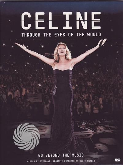 Celine Dion - Through the eyes of the world - DVD - thumb - MediaWorld.it