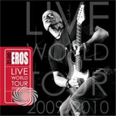 Ramazzotti,Eros - 21.00: Eros Live: World Tour 2009/2010 - CD - thumb - MediaWorld.it