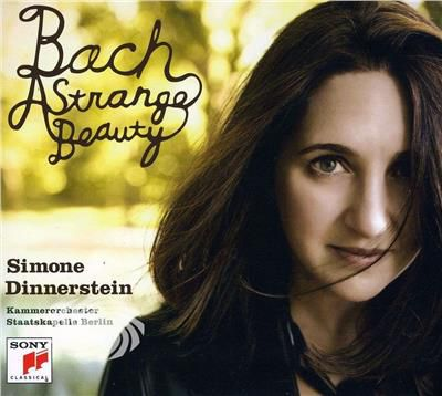 Dinnerstein,Simone - Strange Beauty - CD - thumb - MediaWorld.it