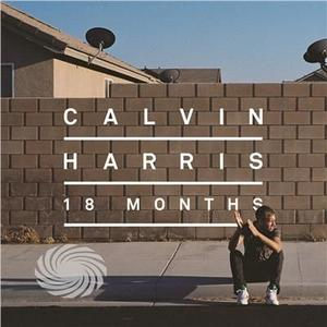 Harris,Calvin - 18 Months - CD - thumb - MediaWorld.it