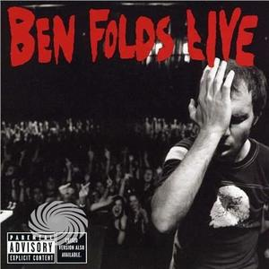 Folds,Ben - Ben Folds Live - CD - thumb - MediaWorld.it