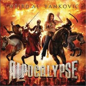 Yankovic,Weird Al - Alpocalypse - CD - thumb - MediaWorld.it