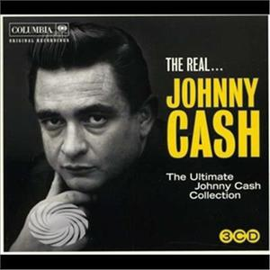 Cash,Johnny - Real Johnny Cash - CD - thumb - MediaWorld.it