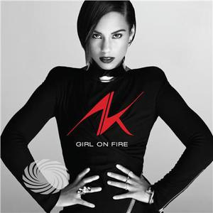 Keys, Alicia - Girl On Fire - CD - thumb - MediaWorld.it