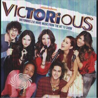 Victorious Cast - Victorious 2.0: More Music From The Hit Tv Show - CD - thumb - MediaWorld.it