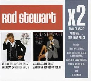 Stewart,Rod - X2 (As Time Goes By: The Great American Songbook V - CD - thumb - MediaWorld.it