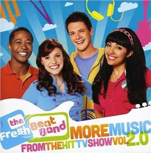 Fresh Beat Band - Vol. 2-Fresh Beat Band: More Music - CD - thumb - MediaWorld.it