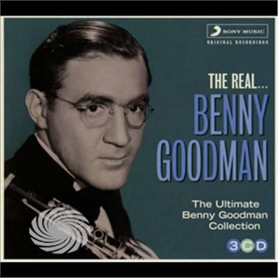 Goodman,Benny - Real Benny Goodman - CD - thumb - MediaWorld.it