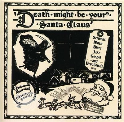 V/A - Death Might Be Your Santa Claus - CD - thumb - MediaWorld.it