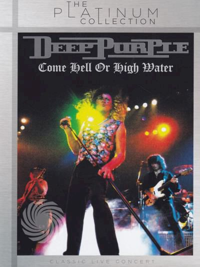 Deep Purple - Come hell or high water - DVD - thumb - MediaWorld.it