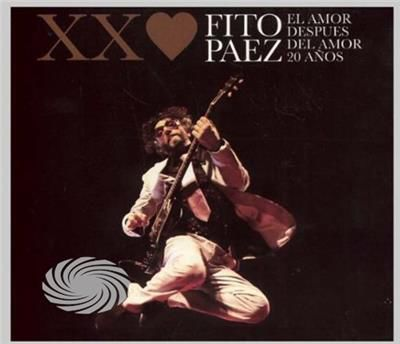 Paez,Fito - El Amor Despues Del Amor-Xx Anos - CD - thumb - MediaWorld.it
