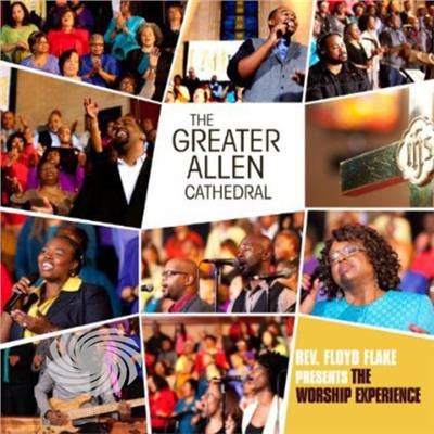 Greater Allen Cathedral - Rev. Floyd Flake Presents The Worship Experience - CD - thumb - MediaWorld.it