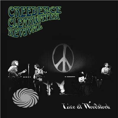 CREEDENCE CLEARWATER - LIVE AT WOODSTOCK - Vinile - thumb - MediaWorld.it
