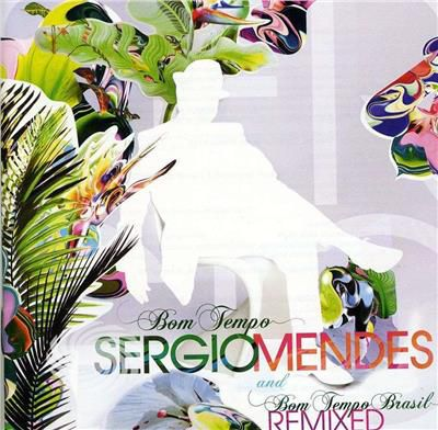 Mendes,Sergio - Bom Tempo (International 2 Cd Edition) - CD - thumb - MediaWorld.it