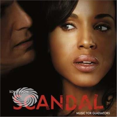 Various Artists - Songs From Scandal: Music For Gladiators - CD - thumb - MediaWorld.it
