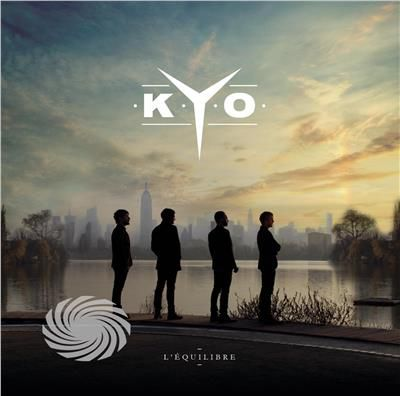 Kyo - L'Equilibre - CD - thumb - MediaWorld.it