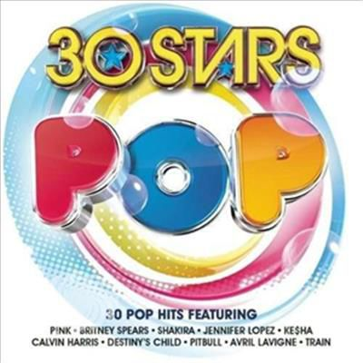 V/A - 30 Stars: Pop - CD - thumb - MediaWorld.it