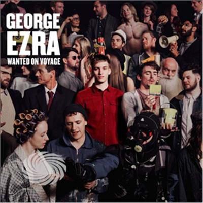 Ezra,George - Wanted On Voyage: Deluxe Edition - CD - thumb - MediaWorld.it