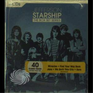 Jefferson Starship - Box Set Series - CD - thumb - MediaWorld.it