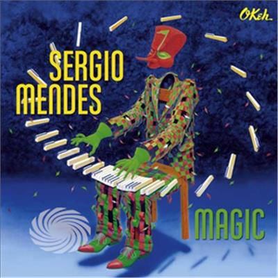 Mendes, Sergio - Magic - CD - thumb - MediaWorld.it