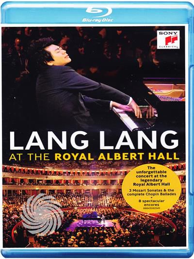 Lang Lang at the Royal Albert Hall - Blu-Ray - thumb - MediaWorld.it
