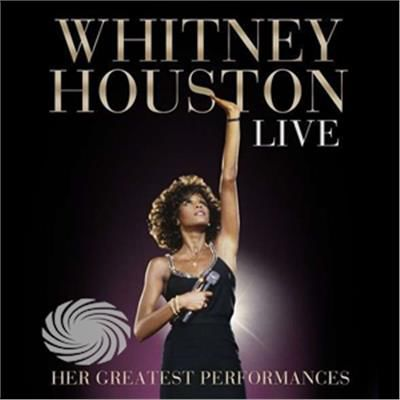 Houston,Whitney - Live: Her Greatest Performances - CD - thumb - MediaWorld.it