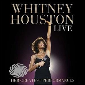 Houston,Whitney - Live: Her Greatest Performances - CD - MediaWorld.it