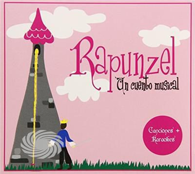 Ruiz,Juliana - Rapunzel Un Cuento Musical - CD - thumb - MediaWorld.it