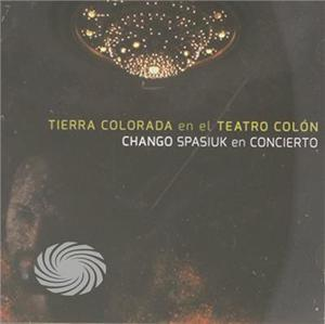 Spasiuk El Chango - Tierra Colorada En El Teatro Colon - CD - thumb - MediaWorld.it