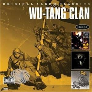 Wu-Tang Clan - Original Album Classics - CD - thumb - MediaWorld.it