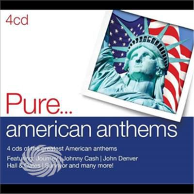 V/A - Pure American Anthems - CD - thumb - MediaWorld.it